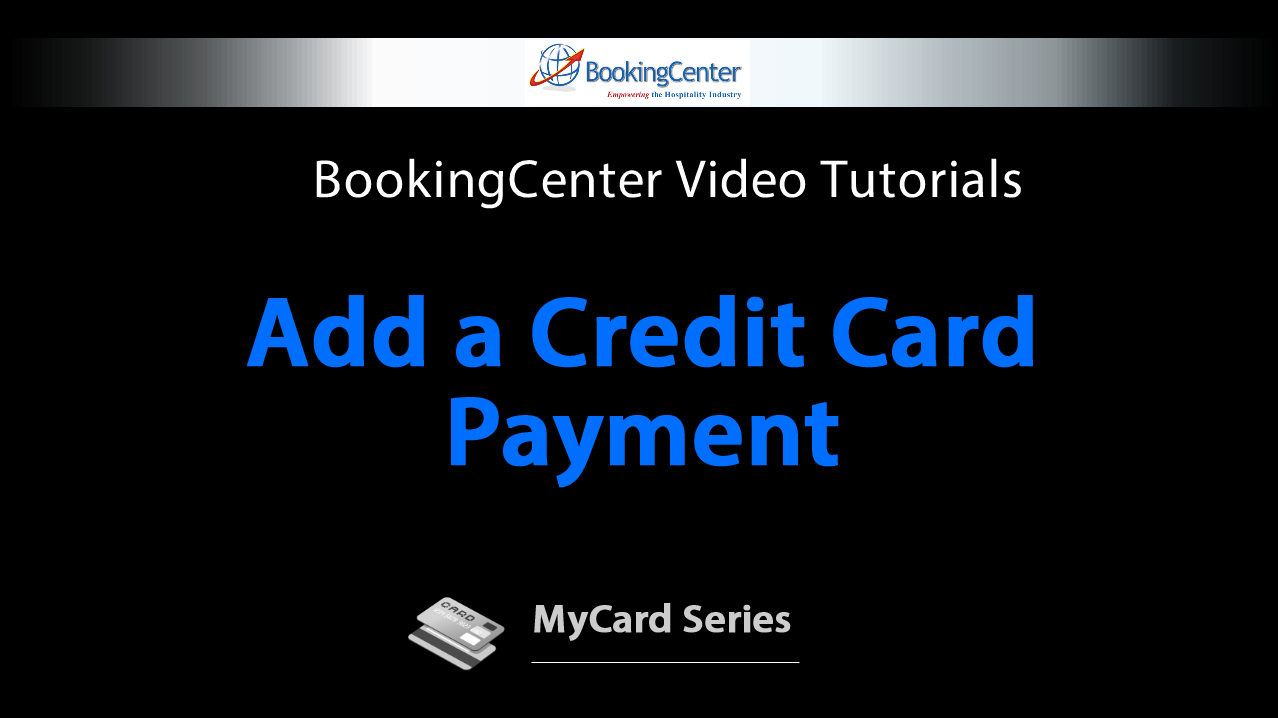 MyCard Series Add Payment