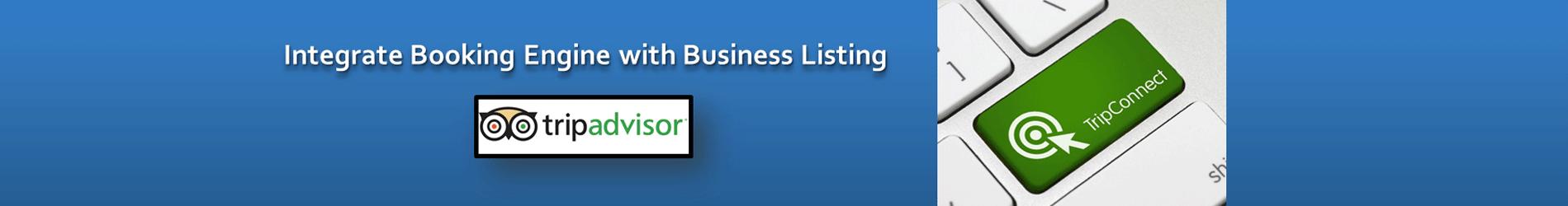 TripAdvisor TripConnect  BookingCenter Certified Partner
