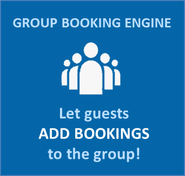 Group Booking Engine for MyPMS