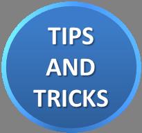 Tips and Tricks September 2015