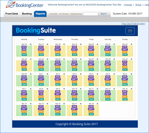 BookingSuite/Booking.com Rate Manager and Rate Intelligence