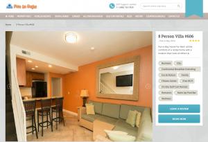 Wordpress Portal BookingCenter Book Now